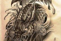Tatuagens chinesas