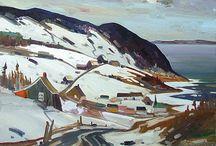 Louis Tremblay / Artiste peintre professionel québécois multi-art.net