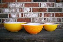 Pyrexia / Vintage Pyrex.  My obsession. / by Erin Mowry