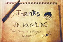 Harry Potter / by Eugenia Turc
