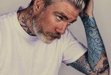 Estilo / Cortes de cabelo, barba e moda masculina