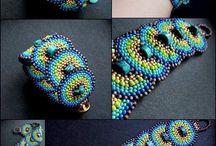 armband. met krale