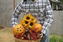 Scarecrows / by Desert Gal Treasures