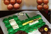 Cakes / by Jill Jaruzel-Webster