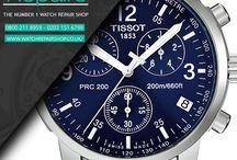 Tissot Watch Repairs / Tissot Watch Repairs