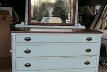 painted furniture / by Gail Hauman