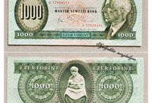 Magyar pénzek