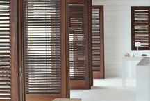 Shutters and Screens / Shutters and Screens