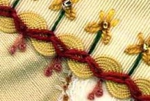 Embroidered Borders