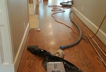 REFINISHING FLOORS for Amy Zee Haight Designs West University Place