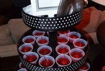 fifty shades party (sweet 16)