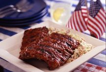 Bee-Bee-Que   / Recipes that'll stick-to-your-ribs.    / by National Honey Board