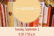 Good Eats & Cookbooks / Check here for information about canning, seasonal eats like grilling, and resources about where you can find great recipes and food info through the library!