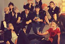 Haikyuu!! / An AMAZING anime and manga!