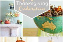 Thanksgiving / by Cindy Lu
