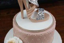 cipős torta