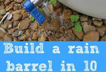 water barrell