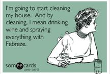Spring cleaning & Decluttering the Casa
