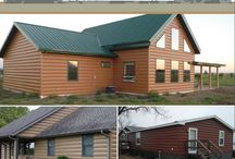 TruLog Metal Siding / Get The Log Look With Out The Maintenance