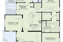 House plans / by Julie Boleman