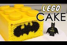 Lego batman cakes/ideas