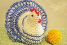 Høne/æggevarmer