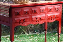 Fun Furniture & Finishes / by Judy Patton