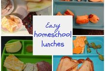 Popular recipes for homeschoolers / Here are meals that real homeschoolers make! From lunch and snack ideas to crockpot dinners and meals for special dietary needs (gluten-free, dairy-free, etc.), find the dish that best suits your family. Enjoy!