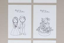 Para crianças casamento