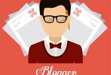To create a blog