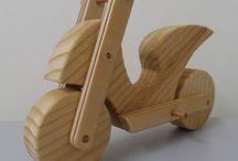 School Wood Projects