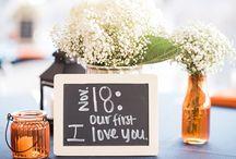 Reception Decor / Wedding Reception Decor