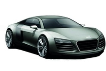 Audi / Auto / by Joe Meek