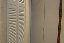 Жалюзийные двери