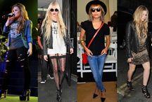 Rock star style!