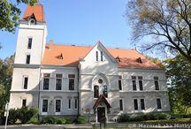 Tarnobrzeg - Pałac Myśliwski