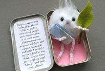DIY gift ideas / by Michele Pacheco