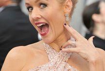 Celebrities wearing Fancy Color Diamonds