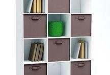Room Redecoration: Storage