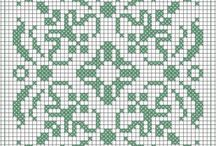 Biscornu Cross Stitch collection