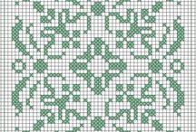 Biscornu Cross Stitch collection