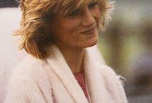 Royalty: Princess Diana