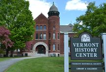 Vermont Genealogy Resources / by Journey to the Past