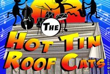 Hot Tin Roof Cats / Looking for a specific style of music for a special function? if you are in the Eastern Ontario region, chances are the Hot Tin Roof Cats can meet your needs:  http://the-hot-tin-roof-cats.weebly.com/