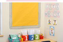 first grade class room idea