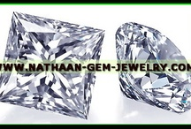 Cubic Zirconia Gemstones / Cubic zirconia or CZ is the synthetically man-made created gemstones. They are made from the crystalline man-made form of zirconium dioxide, ZnO2. Zirconium dioxide is also known as zirconia. It's actually a man-made crystalline substance created in a laboratory. Because of its low cost, durability, and close visual likeness to diamond, synthetic cubic zirconia has remained the most gemologically and economically important competitor for diamonds since commercial production began in 1976.