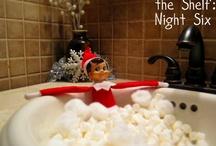 Elf on the shelve ideas