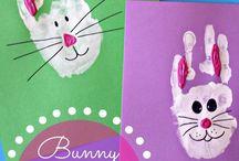 húsvéti ötletek gyerekeknek