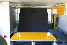 renault trafic camper de una furgoneta renault trafic realizada por la empresa furgoplon