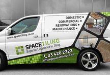 Vehicle Signage & Graphics